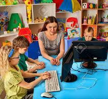 tecnologias en niños